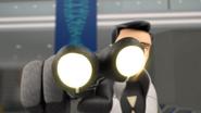 High-Tech pair of Gloves