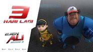 Ejen Ali Season 2 - 3 Days Left