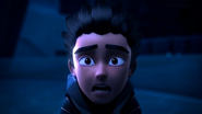Rudy Terrified