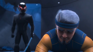 """No, I just understood how your I.R.I.S. resistance match."""