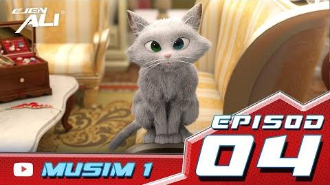 Ejen Ali Episod 4 - Misi Comot