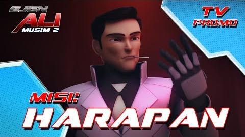 Misi HARAPAN (TV Promo)