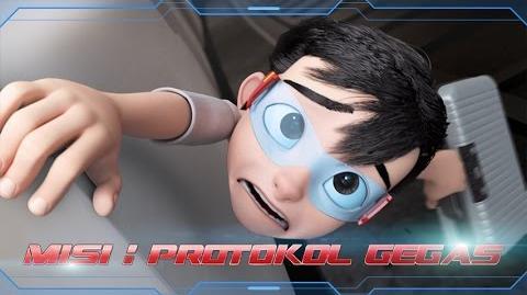 MISI PROTOKOL GEGAS TV Promo