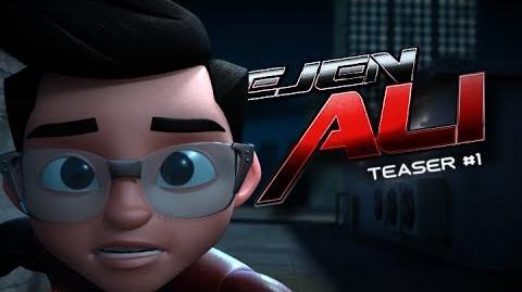 Agent Ali Teaser 1
