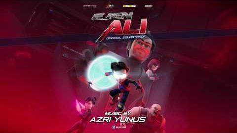 "Ejen Ali - Season 1 Soundtrack - ""Maaf Ali ;)"""