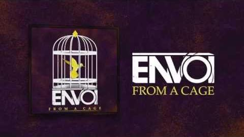 """Envoi - """"From a Cage"""" (Official Lyric Video)"""