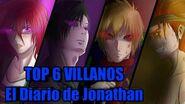 Top 6 Villanos del Diario de Jonathan (Concurso)