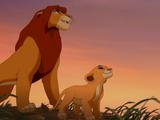 El Rey León II: El Reino de Simba