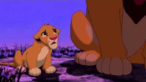 El Rey León - Los grandes reyes del pasado (Escena Disney Castellano Español HD)
