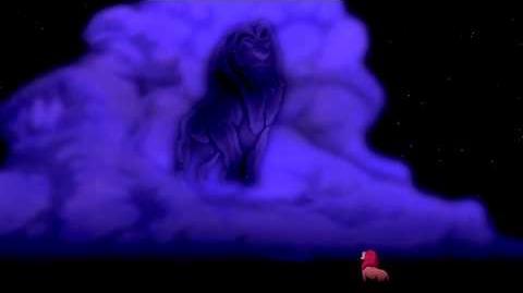 El Rey León - Recuerda quién eres (Escena Disney Castellano Español HD)