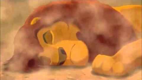 The Lion King - Mufasa death (Latin Spanish)