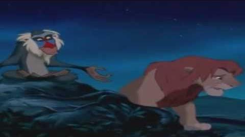 La mejor leccion de Simba - El Rey León