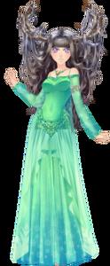 Snow Lady Sin8