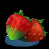 Fresas Pistacho
