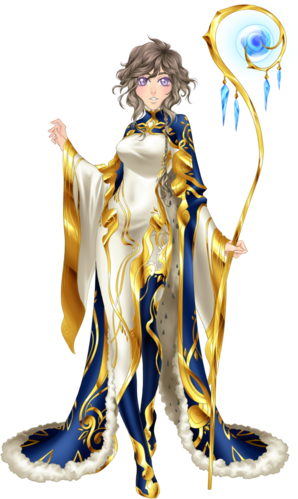 Wintry Monarch