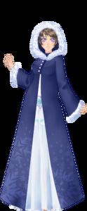 Snow Lady Con1