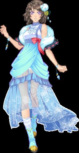 Snowball Lady