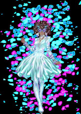 Disco Ice Skater
