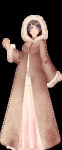 Snow Lady Con2