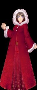 Snow Lady Con4