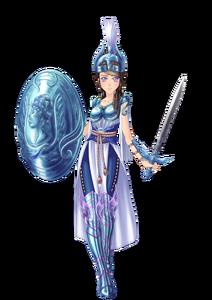 Athena's Legacy10