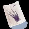 Trace de main ectoplasmique