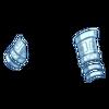 Ozdoba ręce Yeti's Hunter 3