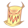 Kapelusz demon 15