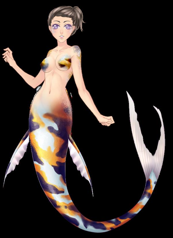 Cauda de Sereia (Koi)