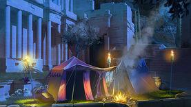 22Starożytna agora-noc