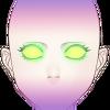 Świecące oczy Queen of Cups 7