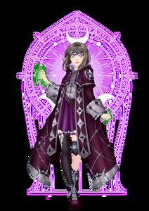 Mystic Sentinel 08A
