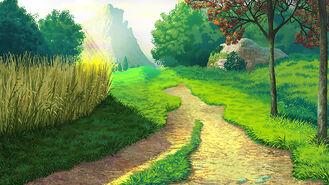 12Wiejska ścieżka