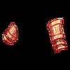 Ozdoba ręce Yeti's Hunter 8