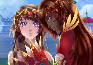 11Gardienne & Huang Hua