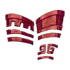 Ozdoba uda Yeti's Hunter 9