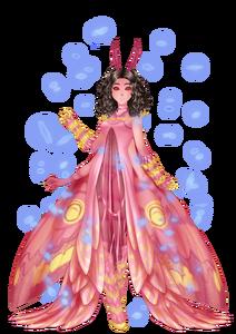 Moth Lady7