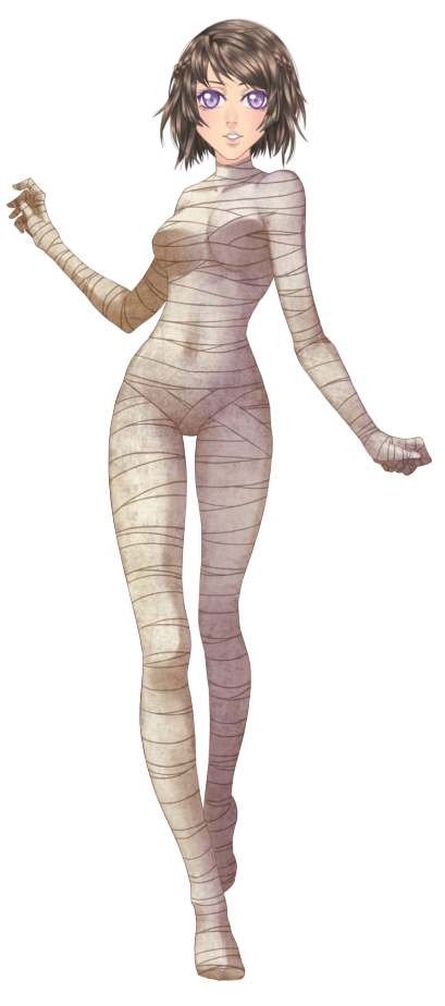 Bandagens Múmia