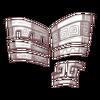 Ozdoba uda Yeti's Hunter 5