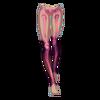 Rajstopy Skeleton Witch