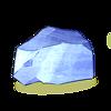 Roche de Volcan Gelée