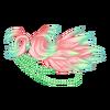 Naramiennik z piórami 3