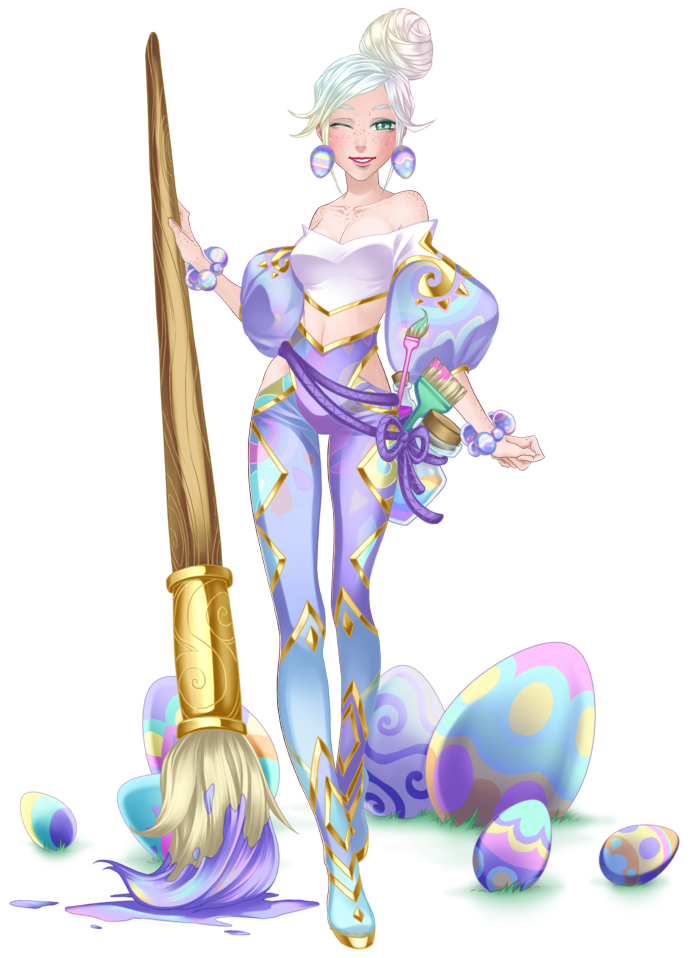 Egg Artist
