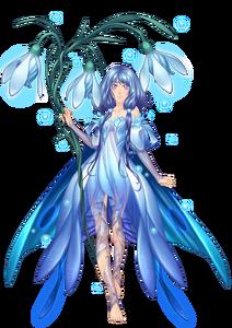 Gardienne Winter Faerie