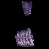 Buty skeleton witch 14