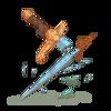 Fragments d'armes