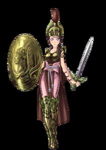 Athena's Legacy9