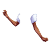 Rękawiczki Clause's Maiden 4