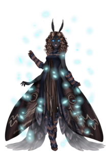 Moth Lady2