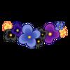 Podwiązka Kwiaty z ogrodu